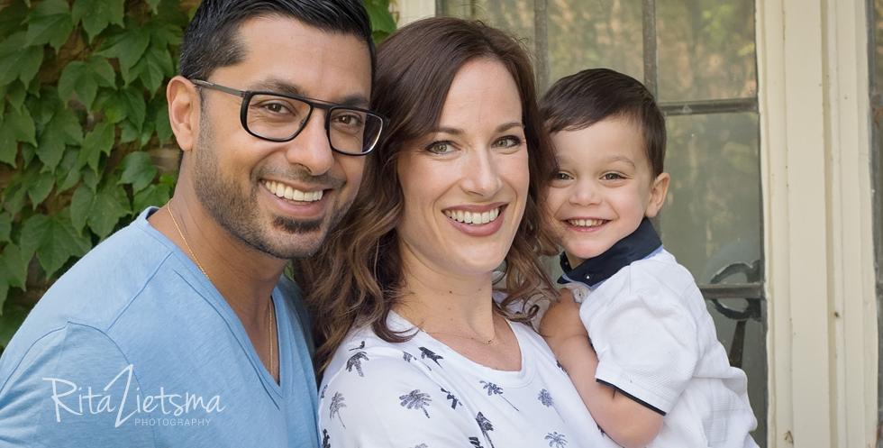 Outdoor Family Photography : Oakville - Rita Zietsma Photography